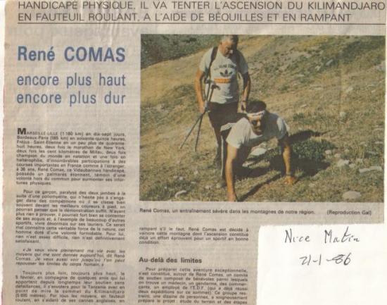Nice Matin 1986