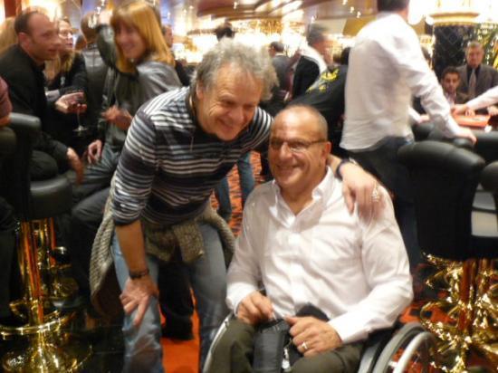 Avec Jean François Mickael
