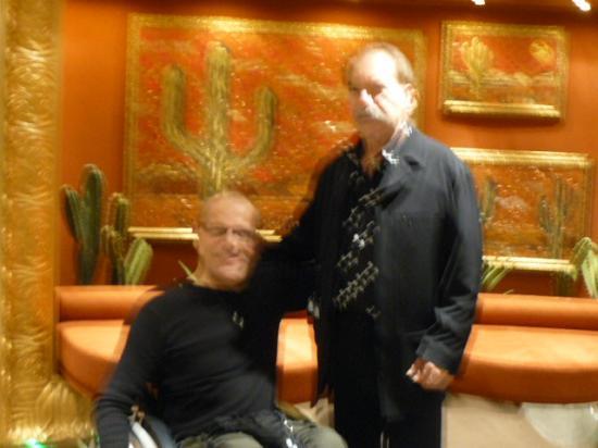 Avec Pierre Vassiliu