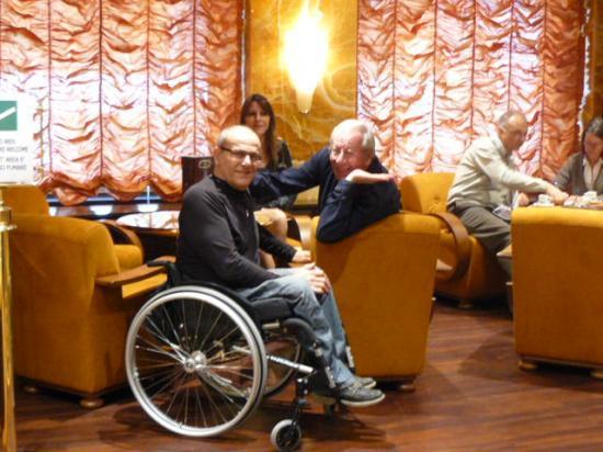 Avec Patrick Topaloff