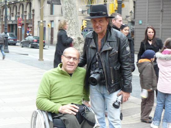 """Avec Daniel Gérard """"1er chanteur de Rock en France"""""""