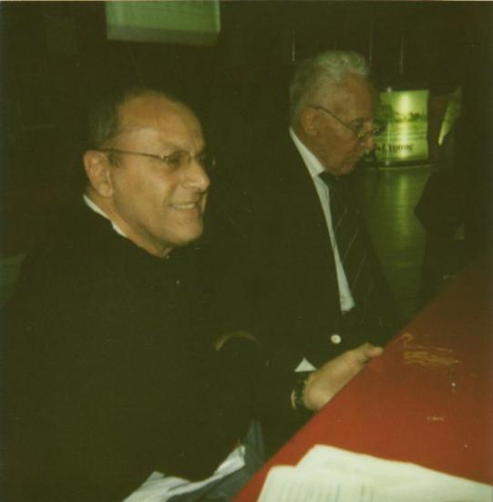 Avec Alain Mimoun